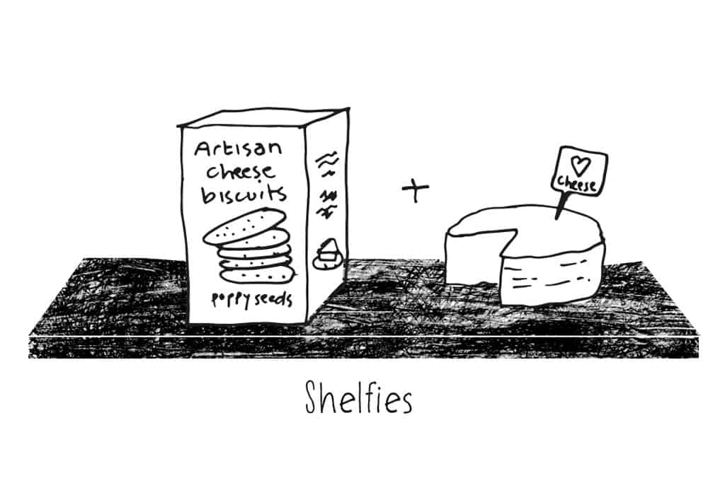 The Seasoned Grocer - Thoughts on shelf space