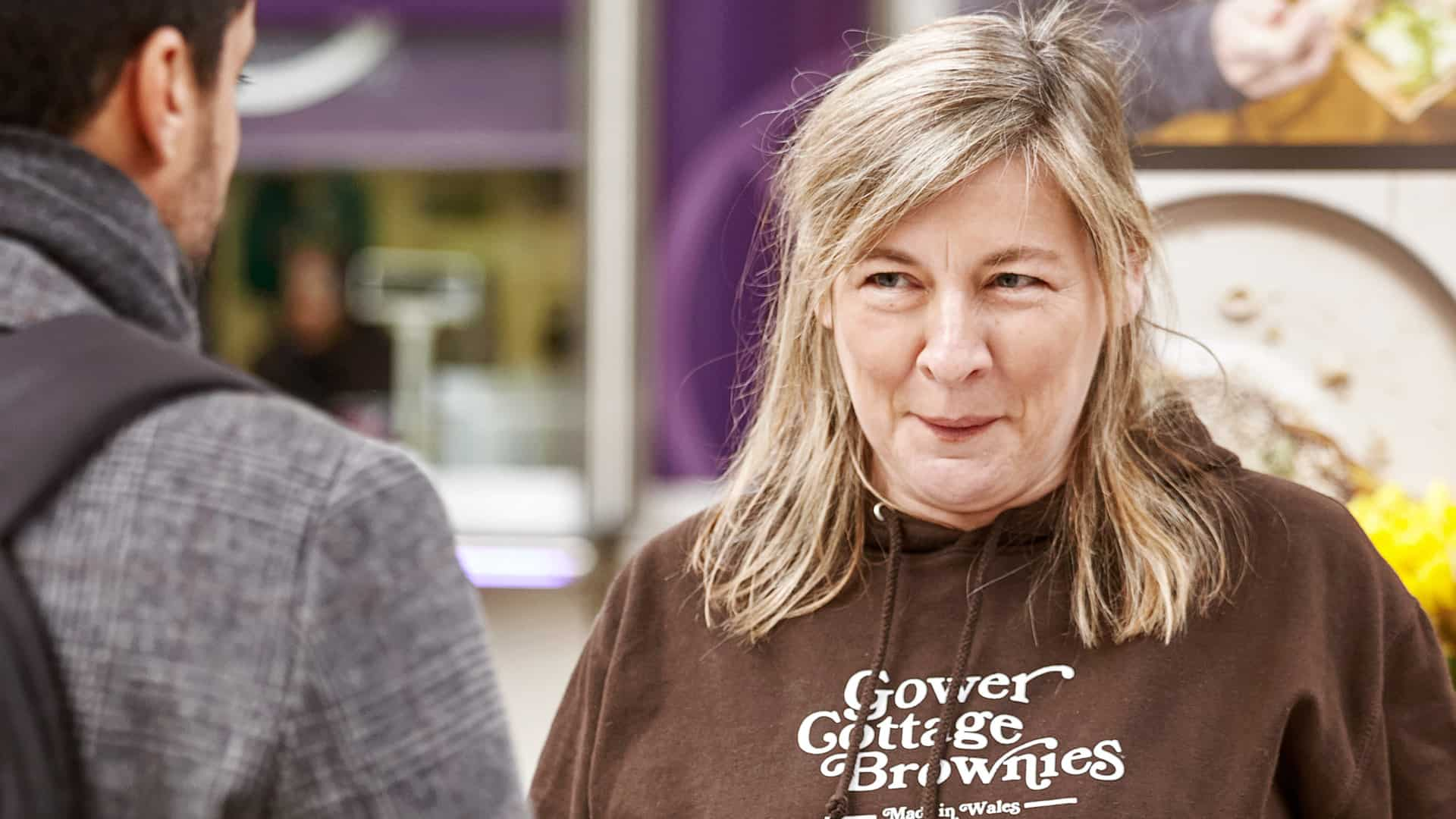 The Seasoned Grocer - Testimonial from Gower Cottage Brownies
